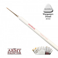 Фотография The Army Painter: кисточка Wargamer Brush - Detail (BR7005) [=city]