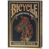 Фотография Карты Bicycle Warrior Horse [=city]