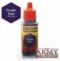 Фотография The Army Painter: проливка Purple Tone (WP1140) [=city]