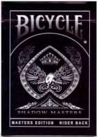 Фотография Карты Bicycle Shadow Masters Deck [=city]